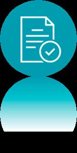 Icono becas. Desarrollo aplicaciones multiplataforma Leganés - everis school