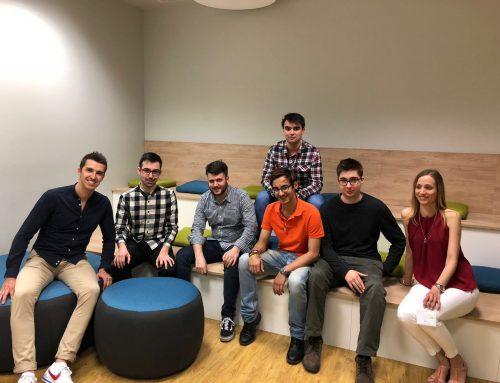 Los alumnos de Valladolid visitaron las instalaciones de everis en Madrid